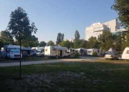 Haller Camping Budapest - Hungary